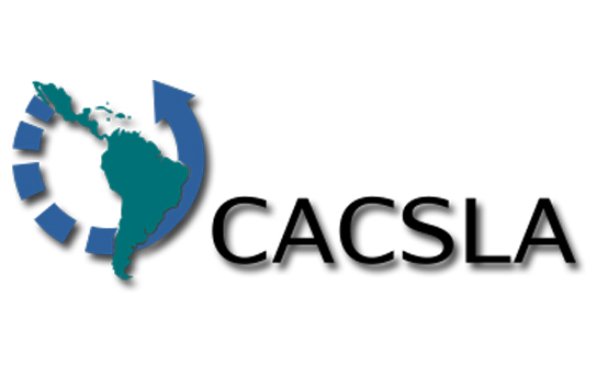 Logotipo Consejo de Acreditación de Ciencias Sociales, Contables y Administrativas en la Educación Superior de Latinoamérica A.C