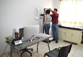 Consultorio médico en UDGVirtual