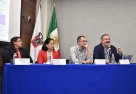 El Derecho Internacional no ha evolucionado tan rápido como los conflictos, aseguró el doctor Pedro Trujillo