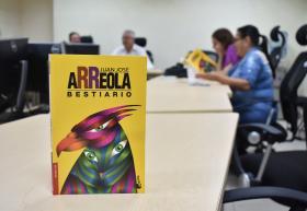 Portada del libro Bestiario de Juan José Arreola