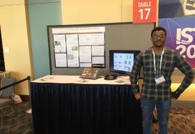 Ivan Ruby, estudiante del doctorado en Educación de la Universidad de Concordia de Canadá
