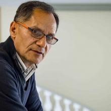 Coordinador de la Maestría en Valuación, doctor José Manuel Salas