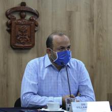 Rector General de la Universidad de Guadalajara, Dr. Ricardo Villanueva