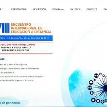 Imagen oficial del EIED2020