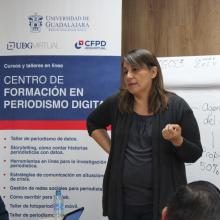 Asesora Mariana Alvarado