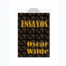 """Portada del libro """"El crítico como artista"""", del escritor irlandés Oscar Wilde"""