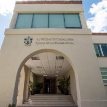Fachada UDGVirtual, sede Casa La Paz