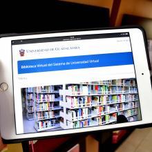 sitio de la biblioteca virtual