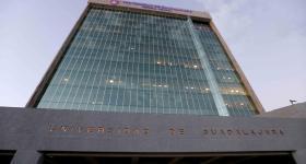 Edificio cultural y administrativo de la Universidad de Guadalajara