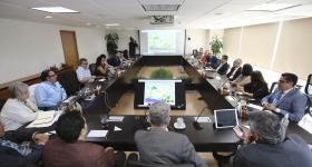 Comité Especial para el Abordaje Multidisciplinario del Dengue, de la UdeG en sesión