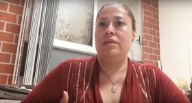 Guadalupe Palmer, estudiante del doctorado