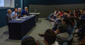 presentación de su libro Gobierno abierto: un análisis de su adaptación en los gobiernos locales desde las políticas públicas