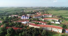 Foto panorámica Centro Universitario de los Altos