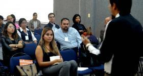 Se presentarán un total de 23 sesiones interactivas con diversos temas, entre los que se cuentan: Inclusión en la capacitación, Bienestar del capacitador y Agentes de transformación, entre otros