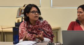 Doctora Laura Rebeca Mateos Morfín