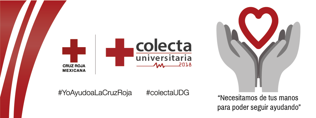 Colecta Universitaria Cruz Roja Mexicana 2018