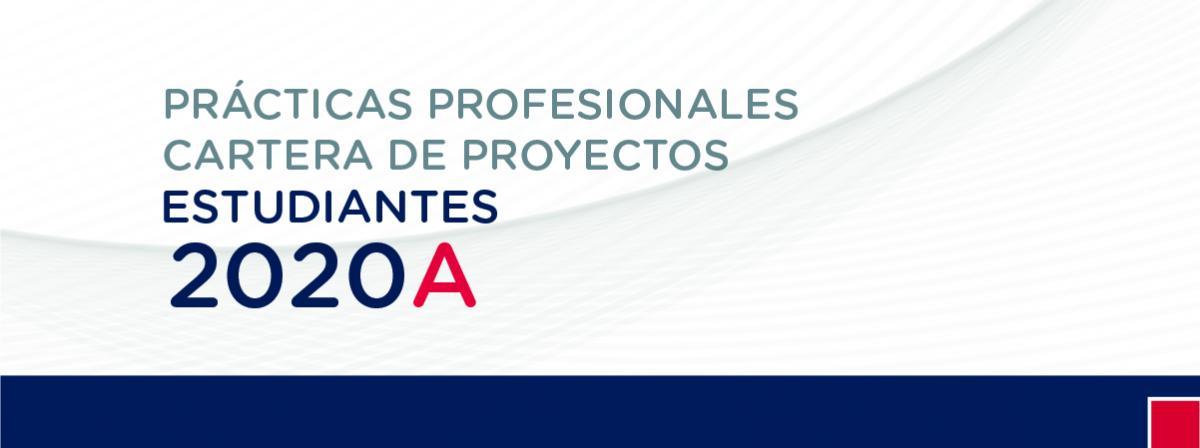 Practicas profesionales estudiantes 2020A