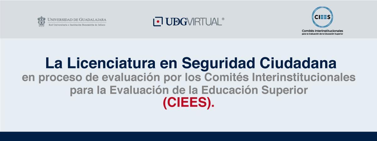 Licenciatura en Seguridad Ciudadana en proceso de evaluación CIEES