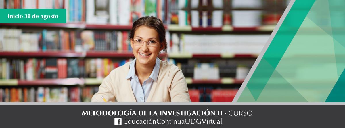 Metodología Investigación II Curso