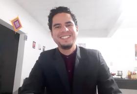 Eduardo Troncoso Macías, egresado de la maestría
