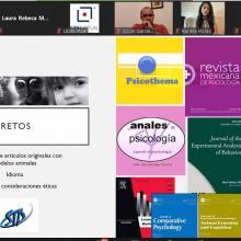 Presentación de la Dra. Alma Gabriela Martínez