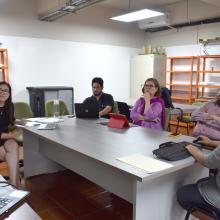 Profesores de la maestría destacaron fortalezas del proyecto