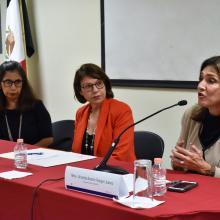 Maestra Griselda Beatriz Rangel Juárez, Consejera electoral del IEPC