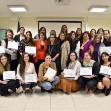 Participantes del diplomado