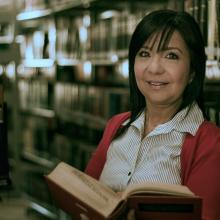 Doctora Lourdes Feria Basurto, investigadora